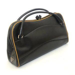 Prada Leather Doctors Bag